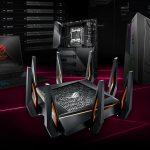 3247令和はルーターも光る時代!ASUS「ROG Rapture GT-AC2900」発表!