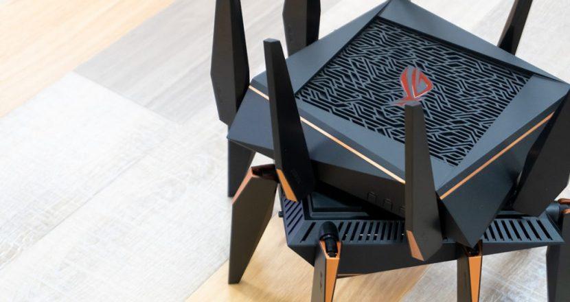 ゲーミングWi-Fiルーターの代名詞ASUS ROG Rapture GT-AC5300をオフィスに導入したら快適すぎた