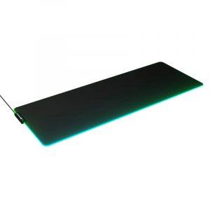 RGB対応LED搭載ゲーミングマウスパッドCOUGAR NEON X」サイズXL