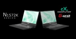 TSUKUMO新型ゲーミングラップトップ「G-GEAR N1572K-700/T」発売