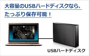 GV-US2C/HD 4K 外部接続
