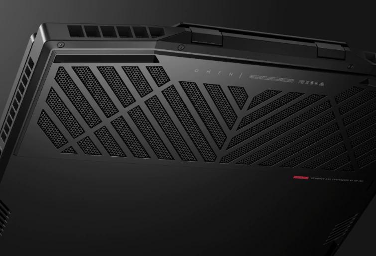 OMEN X 2S Bottom Panel
