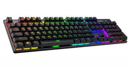 HyperXが自社設計のキースイッチを搭載したゲーミングキーボード「Alloy Origins メカニカルゲーミングキーボード」を発表