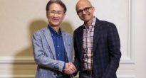 MicrosoftとSonyが戦略的提携を発表!AzureでPSオンラインゲームを