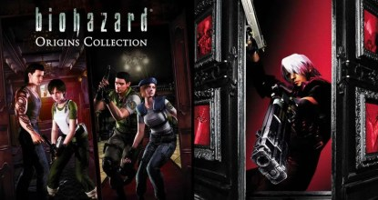 《生化危機》與《惡魔獵人》!Capcom名作登陸任天堂Switch™!
