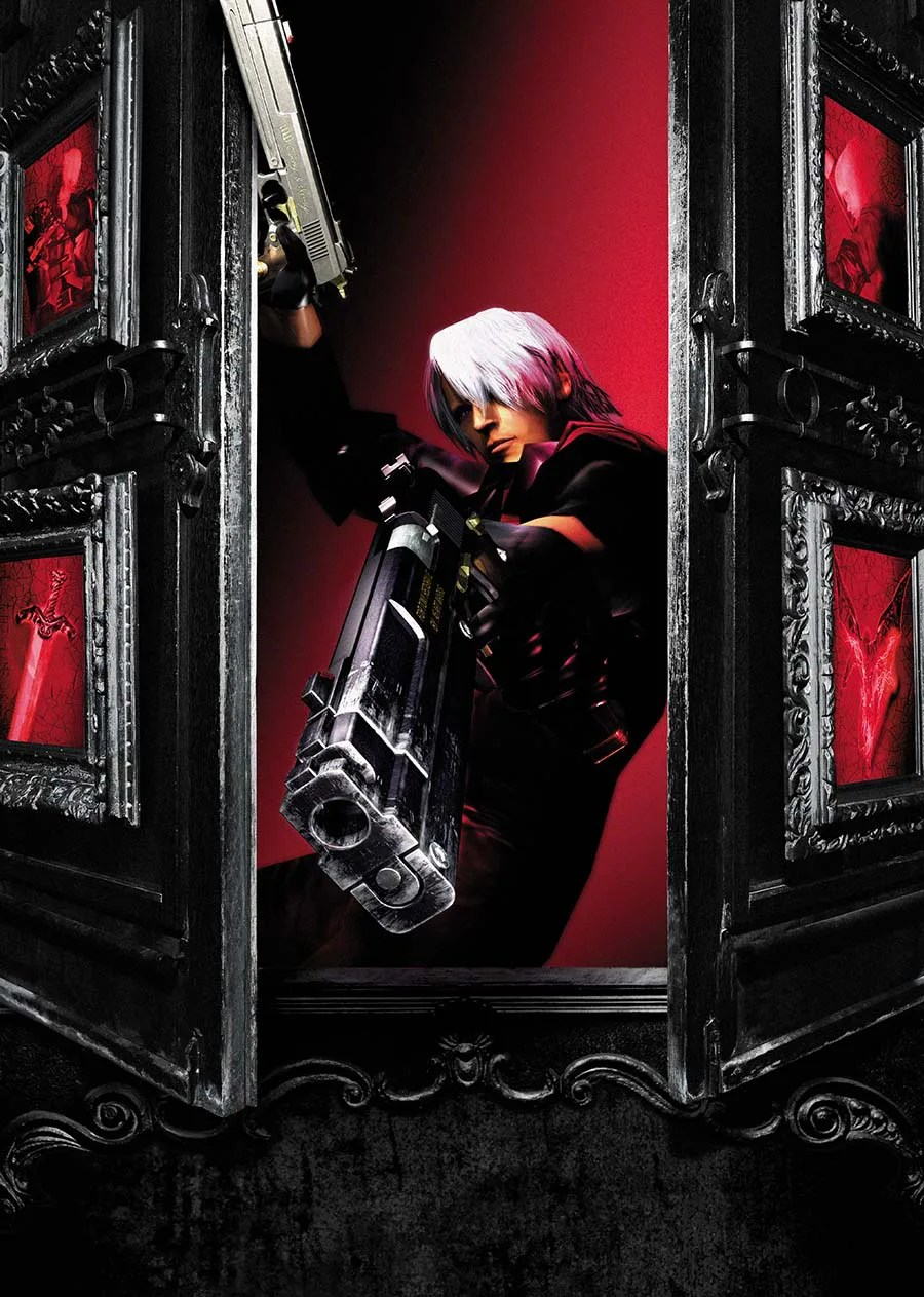NINTENDO SWITCH 惡魔獵人 Devil May Cry