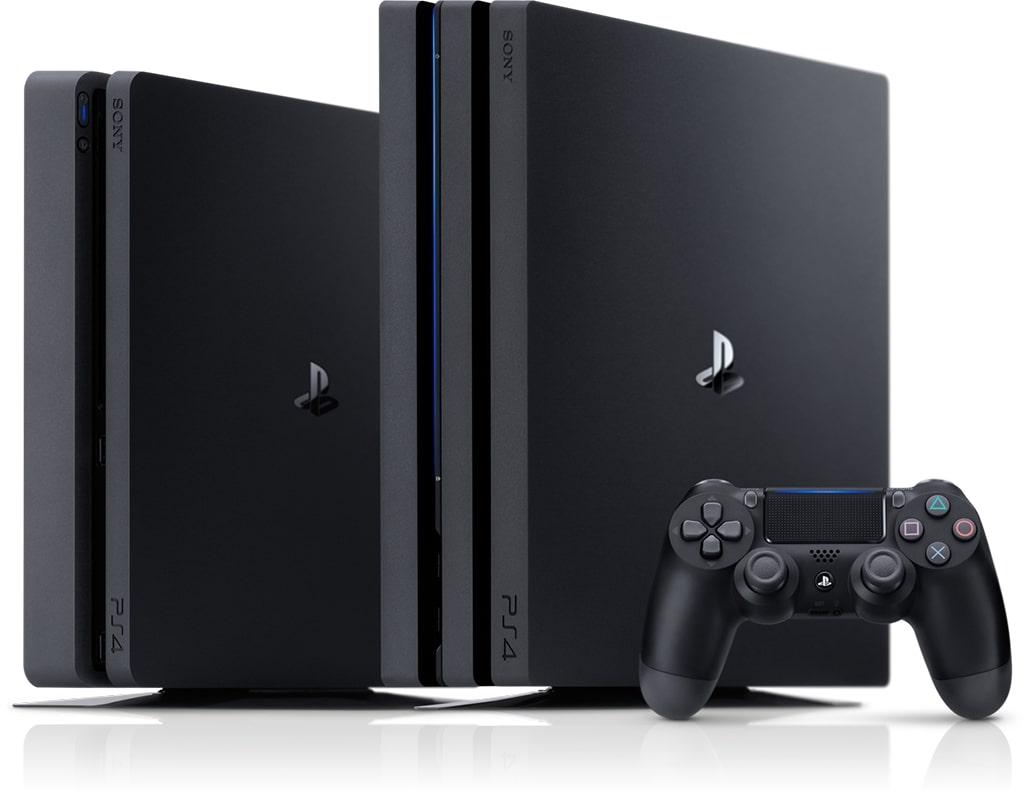 PlayStation®4/PlayStation®4 Pro