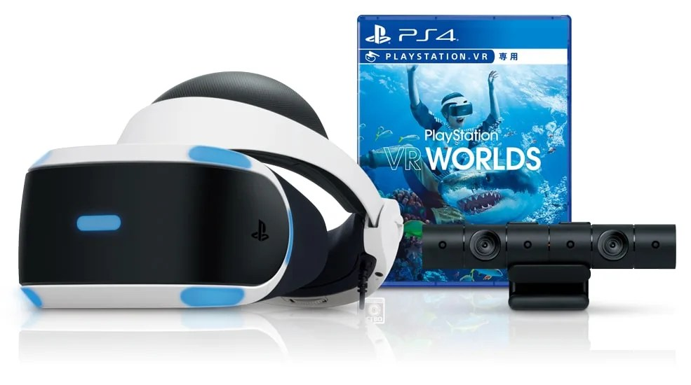 "PlayStation®VR  ""PlayStation VR WORLDS"" 同梱版"