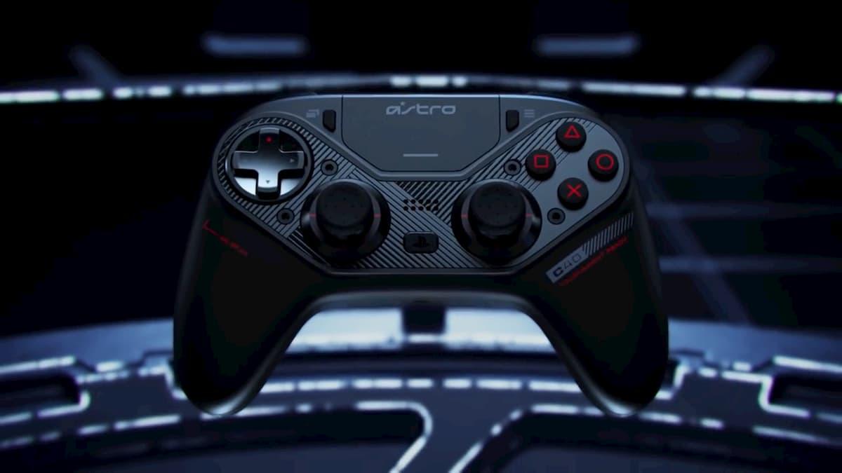 PS4版Elite Wireless Controllerになるか、ASTRO GamingがPS4コントローラー「C40 TR Controller」発表!