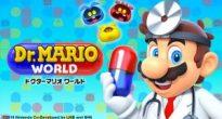 任天堂がスマートフォンアプリ「ドクターマリオワールド」を突然発表!