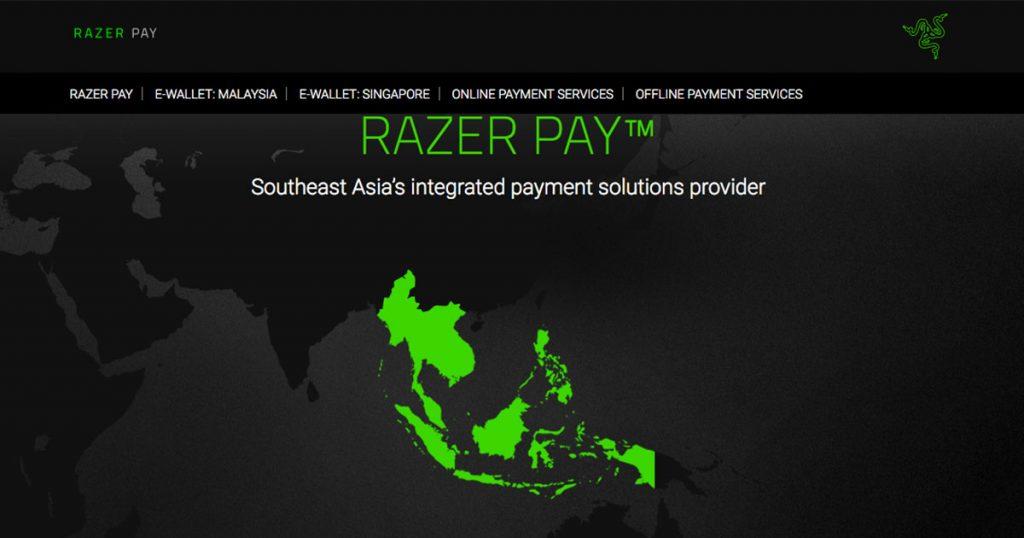 アメリカ企業同士の提携で何故東南アジアからなのか