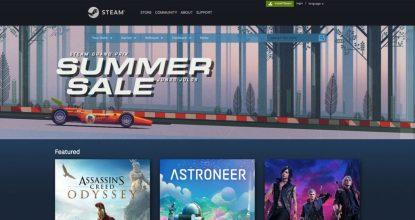 今度はPCでゲーム三昧!「Steam グランプリ サマーセール」開催中!