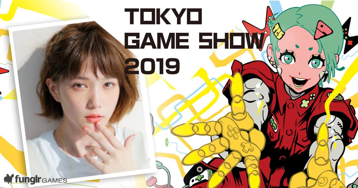 本田翼成為東京電玩展 2019 的官方代言人
