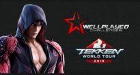 鉄拳ワールドツアー2019の日本大会「Wellplayed Challenger」が大阪で開催