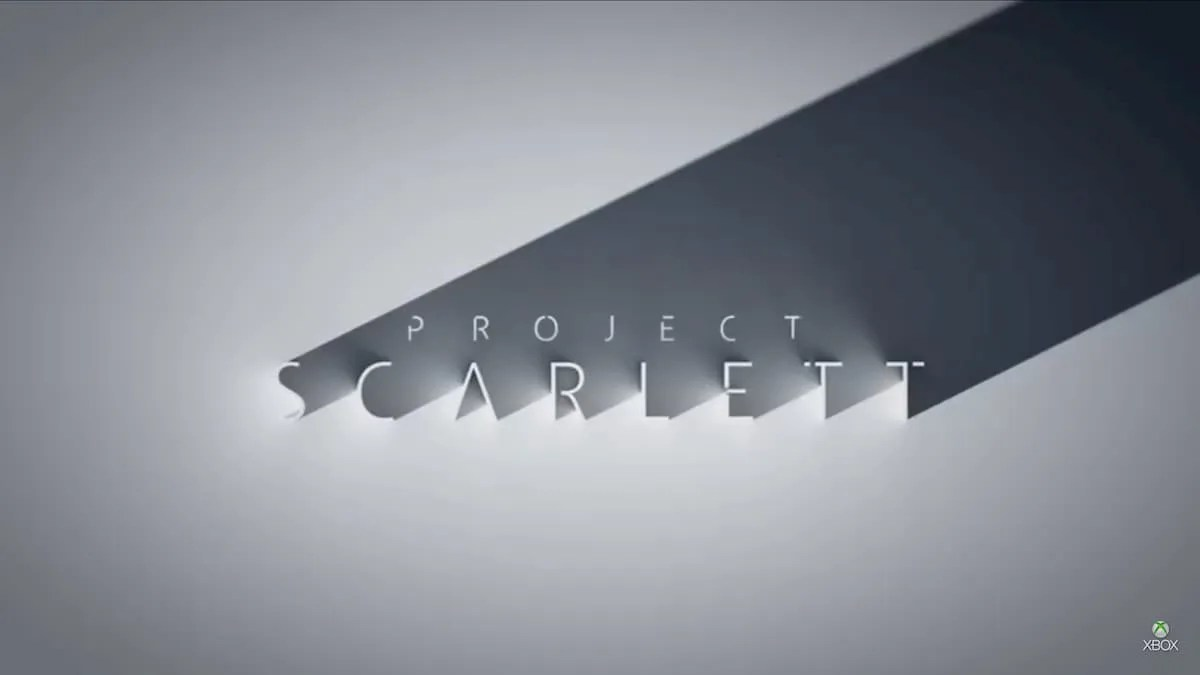 Xbox Announces Project Scarlett - Holiday 2020 Release