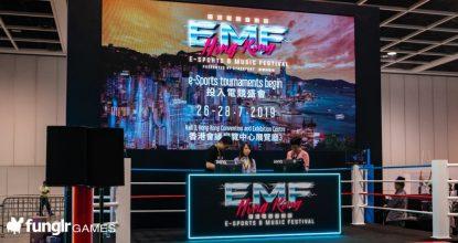 「香港動漫電玩節 2019」之「E-SPORTS&MUSIC FESTIVAL」活動報導!