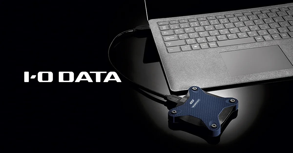 読み込み・書き込み速度がアップしたポータブルSSD、アイ・オー・データ「SSPH-UAシリーズ」が発売