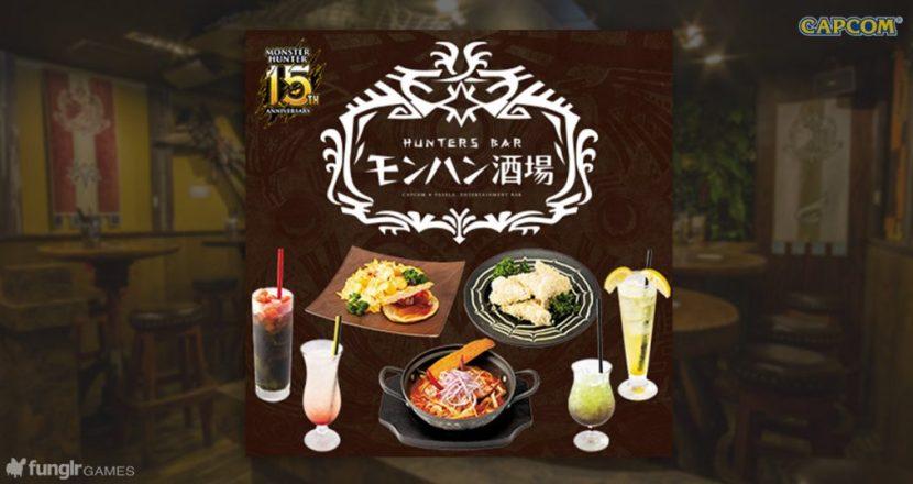 一飲み行こうぜ!!今年も大阪で「モンハン酒場 WEST」が復活!