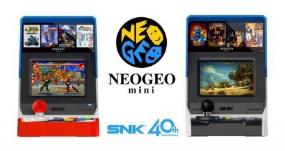 【悲報】NEOGEO miniが生産終了・・・