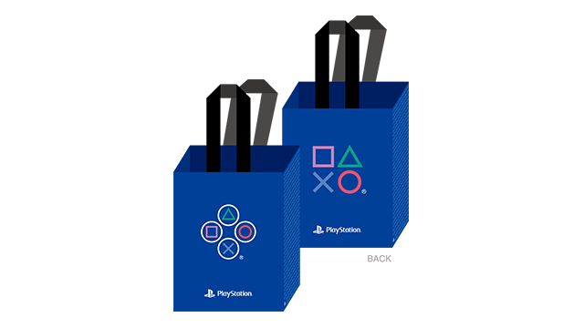 PlayStationオリジナルバッグ