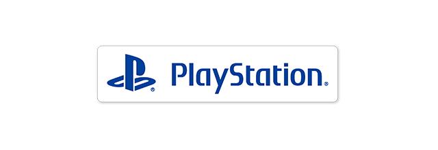 PlayStationステッカー