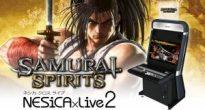 アーケード版「SAMURAI SPIRITS」対戦会を日本とラスベガスで同時開催!「リムルル」も先行して使用可能!