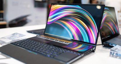 ASUS 30th Anniversary !最新機種「ZenBook Pro Duo」「ZenFone 6」体験しました!