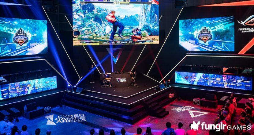 Asia's Largest Esports Festival – E-SPORTS FESTIVAL HK 2019