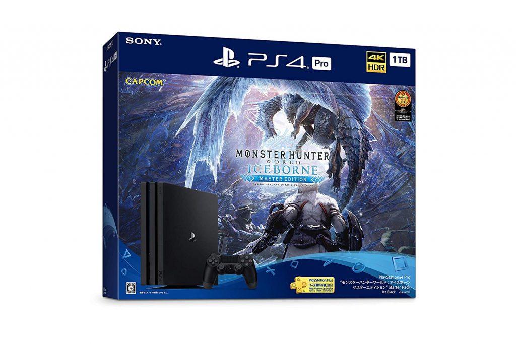 PlayStation4 「モンスターハンターワールド:アイスボーン マスターエディション Starter Pack」