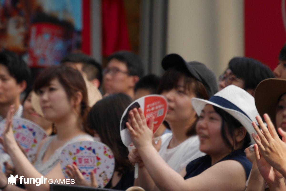 RAGE テレ朝夏祭り