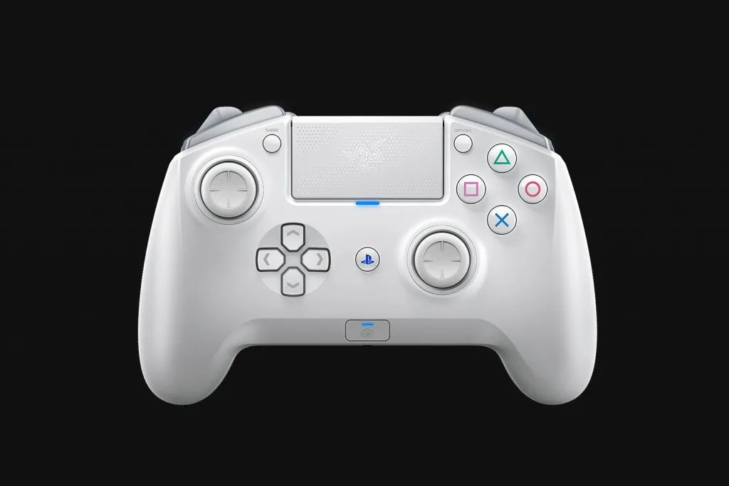 Razer Raiju Tournament Edition Mercury White