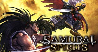 SNKの大人気剣戟対戦格闘ゲーム「SAMURAI SPIRITS」のNintendo Switch版が遂に発売日決定!