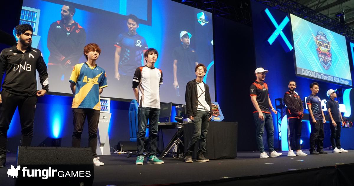 TOKYO GAME SHOW 2019: The CAPCOM Pro Tour 2019 ASIA Premier!