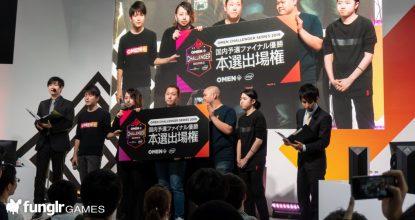 TGS2019のOMENブースで開催されたCS:GO Tournament「OMEN Challenger Series 2019」決勝レポート