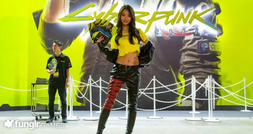 TOKYO GAME SHOW 2019: The highly anticipated 'Cyberpunk 2077' also makes an appearance!