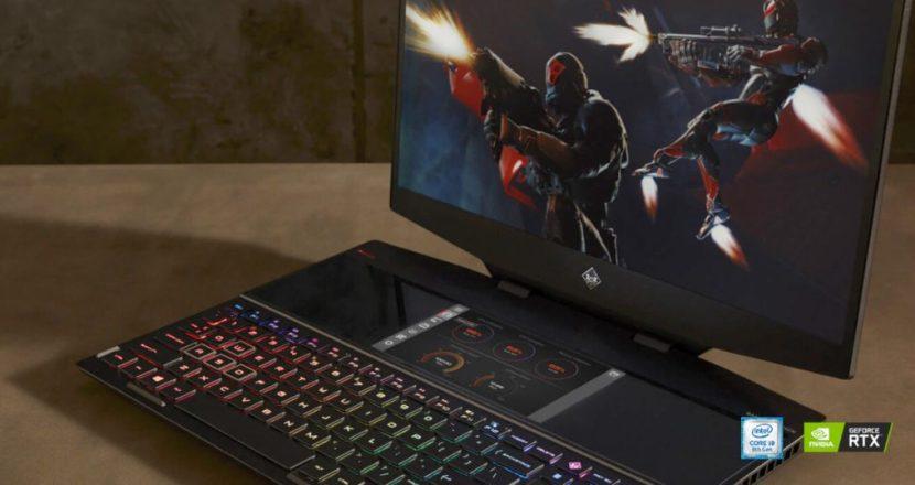 OMEN by HPからもデュアルスクリーン(2画面)ゲーミングノートPC「OMEN X 2S 15」が登場!