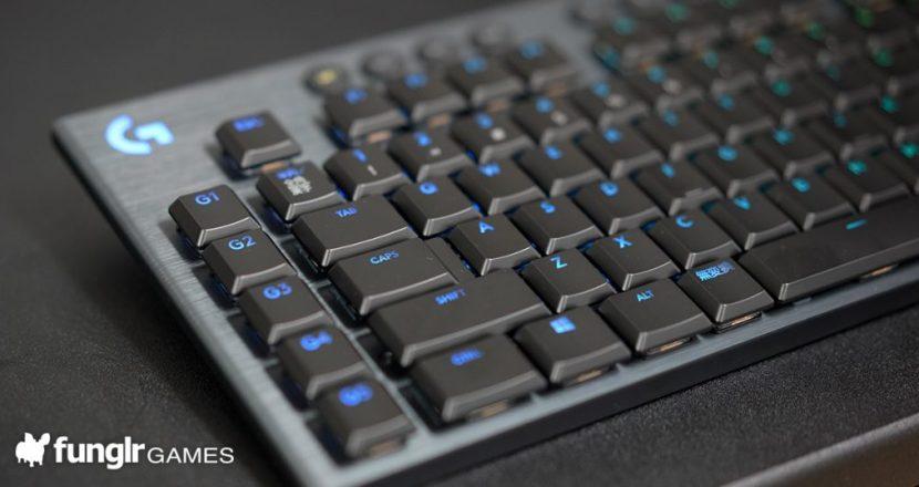 薄型メカニカルキーボードの無線対応モデル「 Logicool G913」の実際の使用感をレビュー!