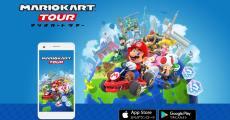 手遊版瑪利歐賽車「瑪利歐賽車巡迴賽(Mario Kart Tour)」!!為你介紹初期設定!