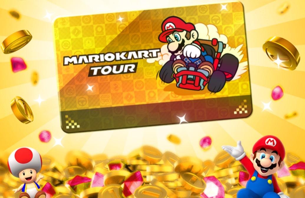 マリオカート ツアー ゴールドパス