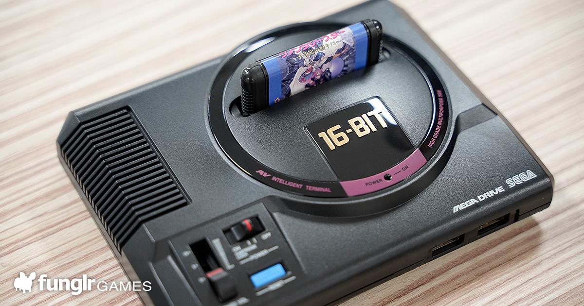 Unboxing: SEGA Mega Drive Mini!