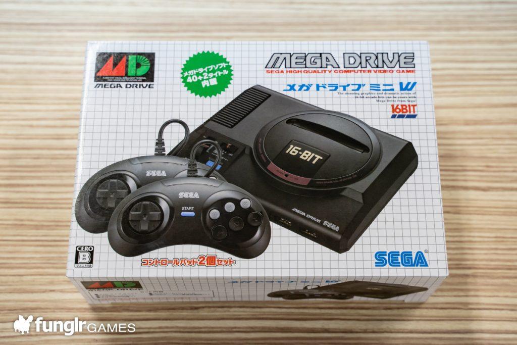Mega Drive Mini Package
