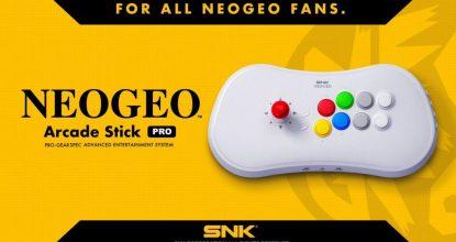 アケコン?ファイティングスティック?それとも…?SNKが新ハードウェア「NEOGEO Arcade Stick Pro」を発表!