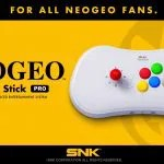 7039SNKの新ハードウェア「NEOGEO Arcade Stick Pro」の追加情報発表!!