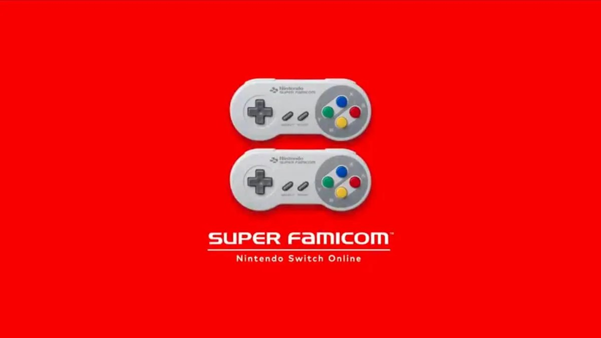 SUPER FAMICOM Nintendo Switch Online