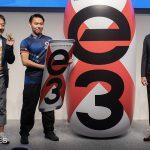 7510BRAIN SPORTS DRINK「e3」にときど × 豪鬼のコラボデザイン登場!