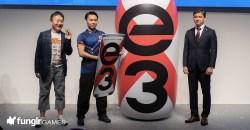 大塚食品がeスポーツ向けのエナジードリンク「e3」をTGS2019で発表!9月30日発売!イメージキャラクターはときど選手!