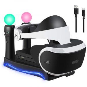 LIDIWEE  一台四役 PS VR多機能スタンド