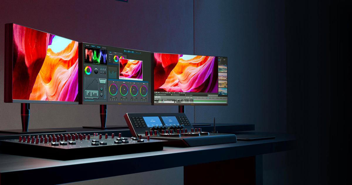 ASUSよりクリエイター向けモニター「ProArt PA32UCX-K」「ProArt PA32UCX」を発表!