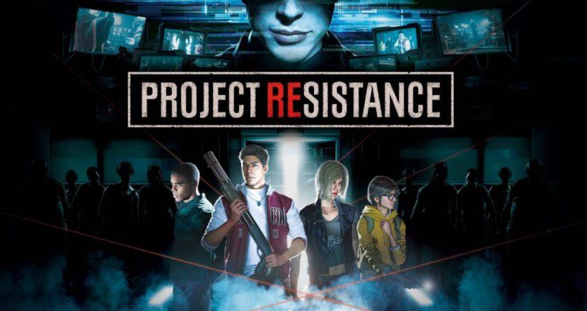 CAPCOMの新プロジェクト「PROJECT RESISTANCE」のティザー動画&プロモーション公開!TGSでテストプレイも
