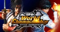 賞金総額1,000万円以上!令サムとKOF XIVの世界一を決める「SNK WORLD CHAMPIONSHIP」開催決定!